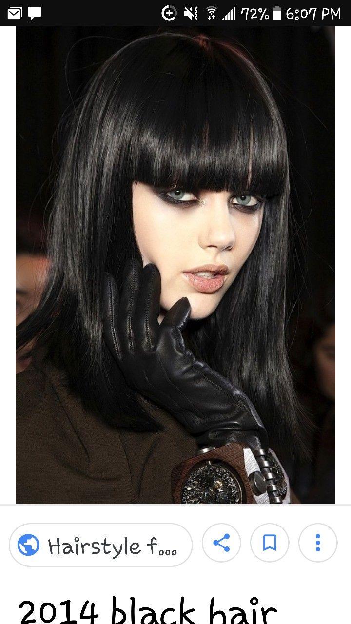 best cortes de pelo images on pinterest hair cut brunette hair