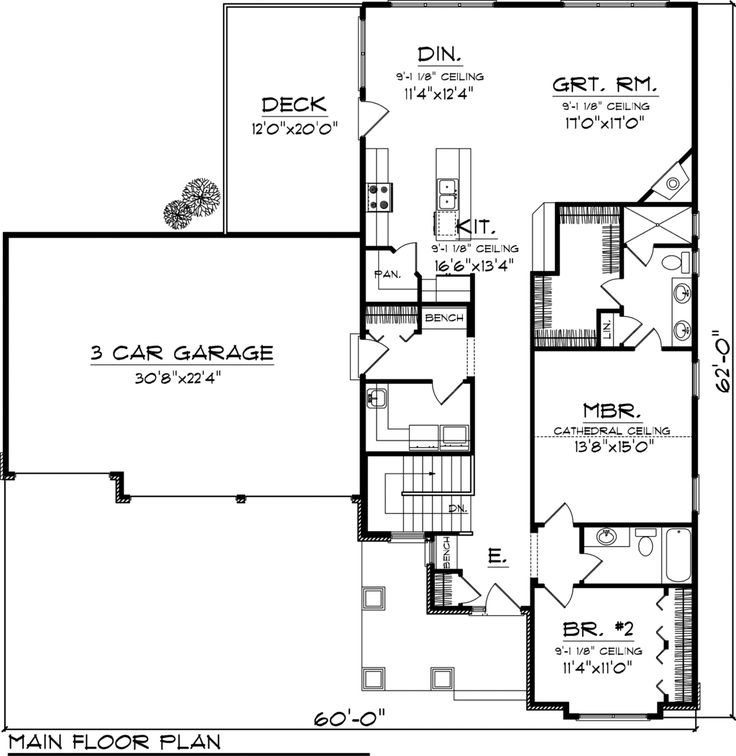 Craftsman House Plans Ranch Style: 186 Best Houseplans.com House Plans Images On Pinterest