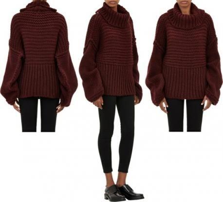 Kötött pulóver divat 2015/2015 Ősz/Tél