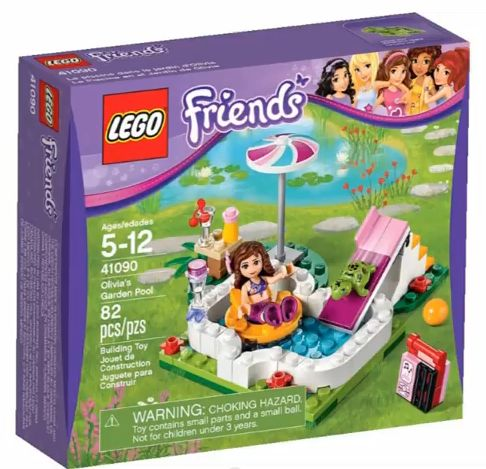124 best images about craft lego on pinterest dog show for Lego garden pool