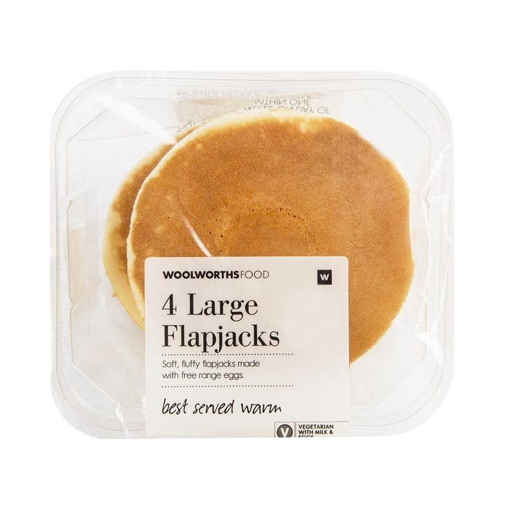 Large Flapjacks 4Pk