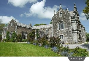 Trewan Hall - unique camping in the grounds of the old stone mansion Newquay #ilovenqy