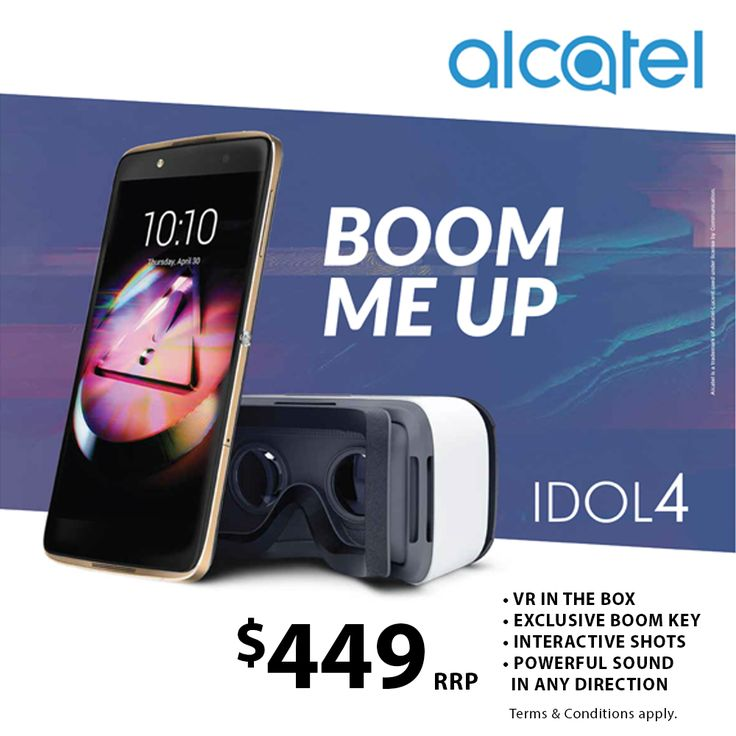 Singapore has got a new brand to holler about and this comes in the spanking new arrival of the Alcatel IDOL 4. Available from 10 Dec 2016, this piece of work comes with the inbox VR goggles that support a huge band of 360 videos, games and photos. Available at all Comms Equipments StarHub Exclusive Partners outlets, eStore and selected mobile stores. #StarHub #Alcatel #VR #Virtualreality