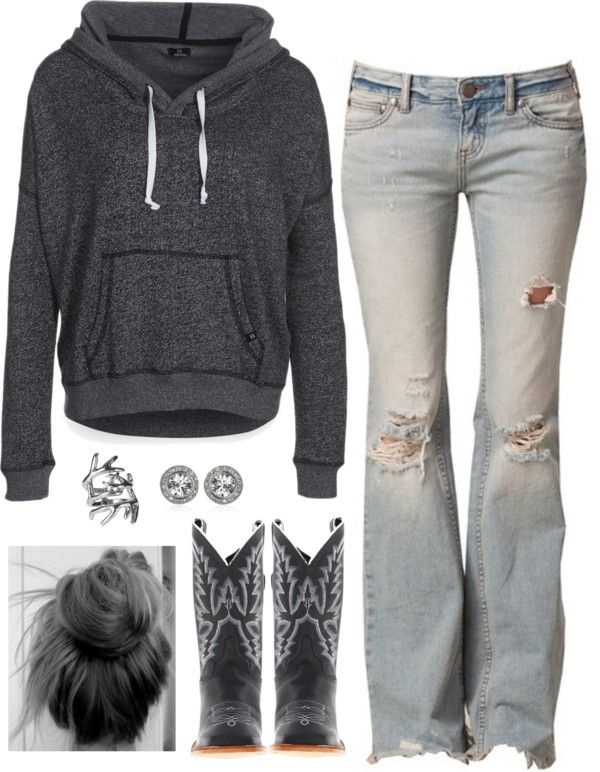 """Untitled"" by redneckprincess26 ❤ liked on Polyvore"