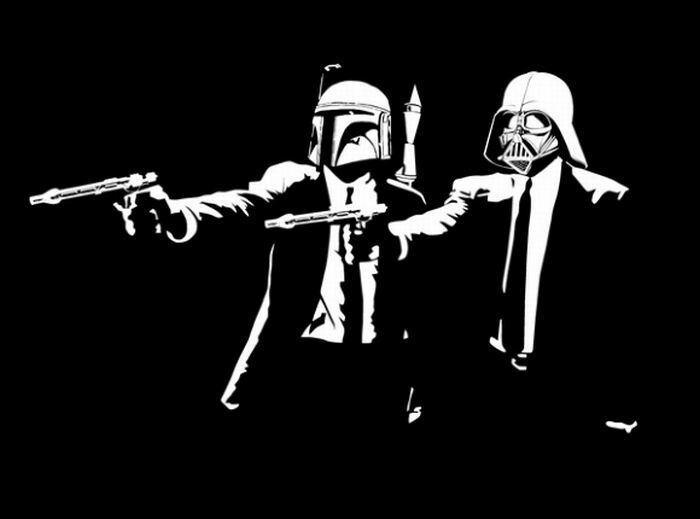 Pin by Brett Anderson on STAR WARS !!!!! | Pulp fiction ...