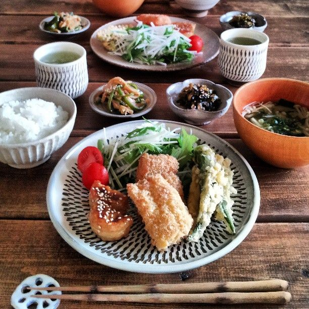 Japanese meal | Webstagram