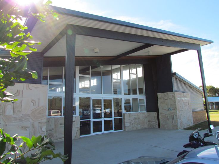Ritek Roof System at Xavier College.