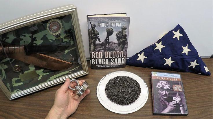 Super Magnet Test of Iwo Jima Sand Solves Mystery