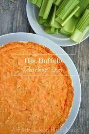 Michele Shewell: Buffalo Chicken Dip - 21 day fix