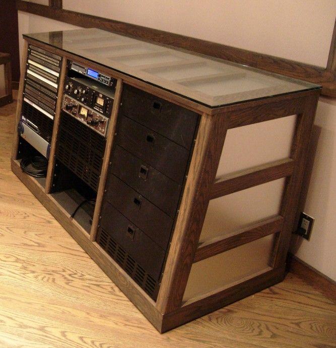 Furniture Design Studios 228 best 19 inch rack & desk building (diy) images on pinterest