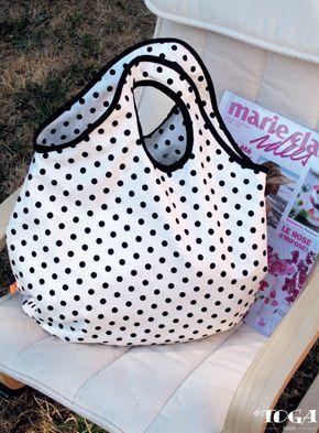 Tuto : Réaliser un sac, par Toga
