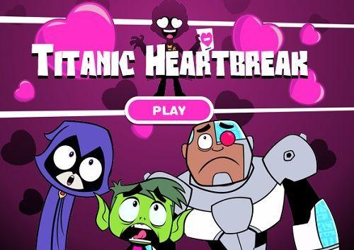 Jovens Titans - Titanic Heartbreak
