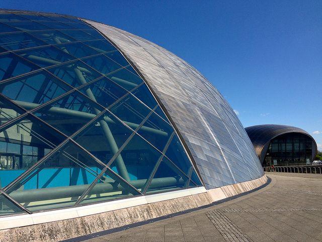 Glasgow Science Centre (rear) by FreakOutITGeek, via Flickr