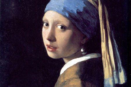 Meisje met de parel - Johannes Vermeer Delft