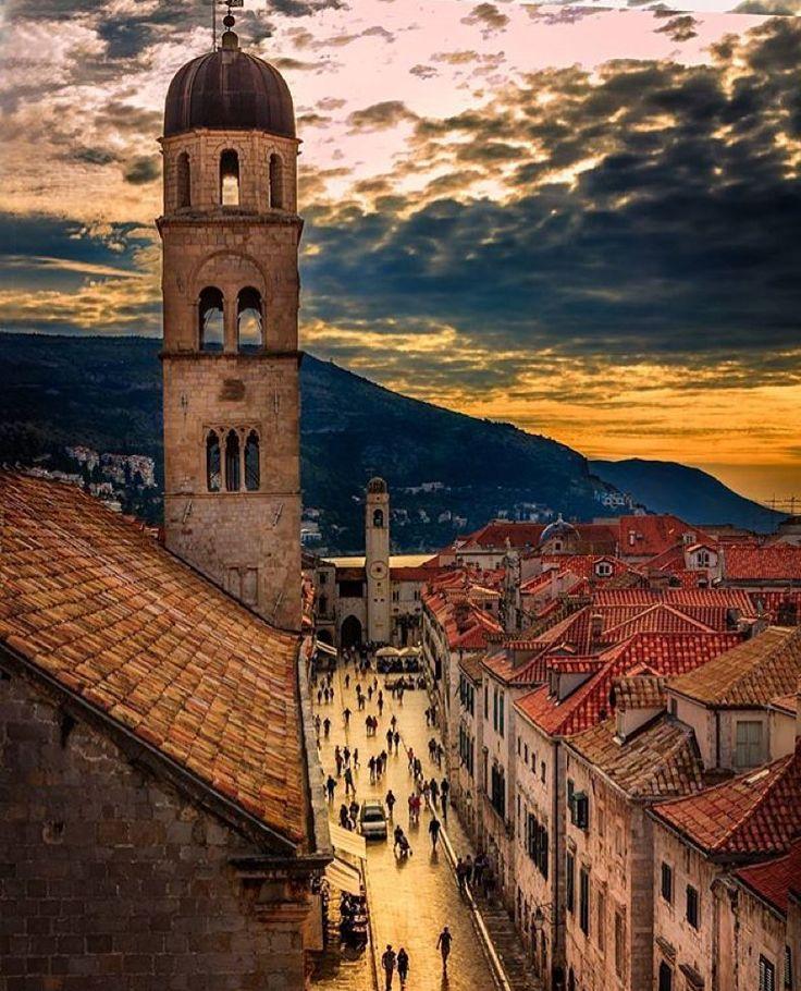 Дубровник Хорватия #Dubrovnik #Croatia  by po_gorodam