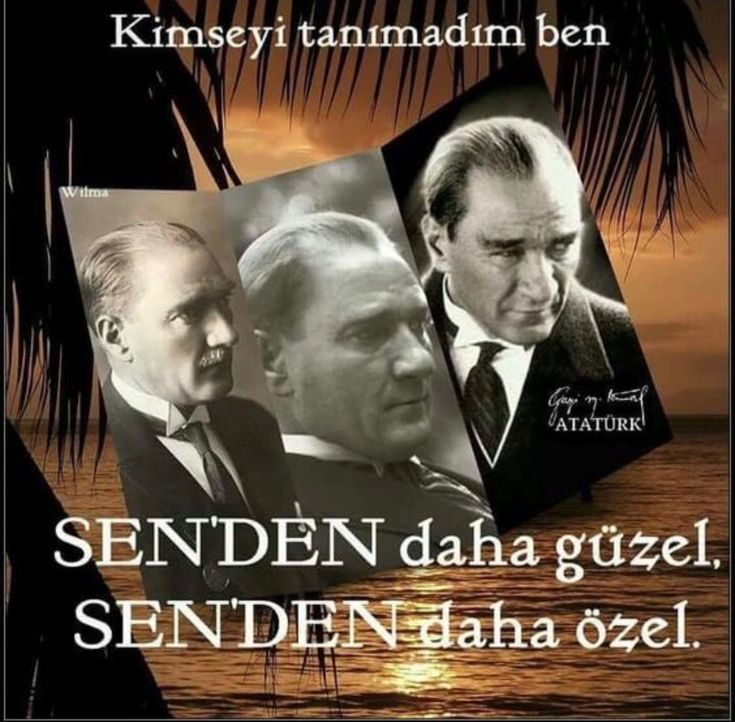 "Peace at Home Peace in the World"" M.Kemal Atatürk"