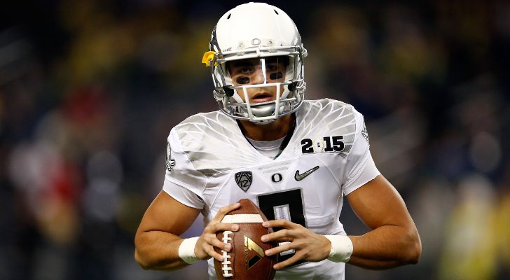 Mel Kiper's Latest Mock Draft Has Marcus Mariota Falling To The Jets, Leonard Williams Rising