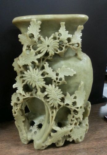 87 Best Images About Antique Chinese Soapstone Carvings On Pinterest Floral Arrangements