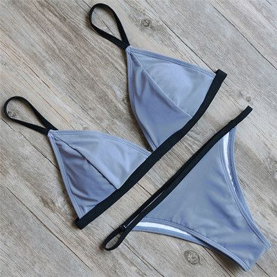 OMKAGI New Design Bikini Swimwear Women Swimsuit Sexy Brazilian Biquini Push Up Bikinis Set Bathing Suit Swim wear Swim Suit