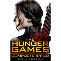 The Hunger Games: Complete 4-Film Collection by Roadshow Films
