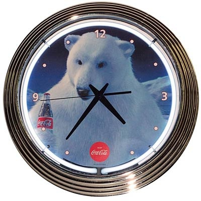 383 Best Coca Cola Clocks Amp Watches Images On Pinterest