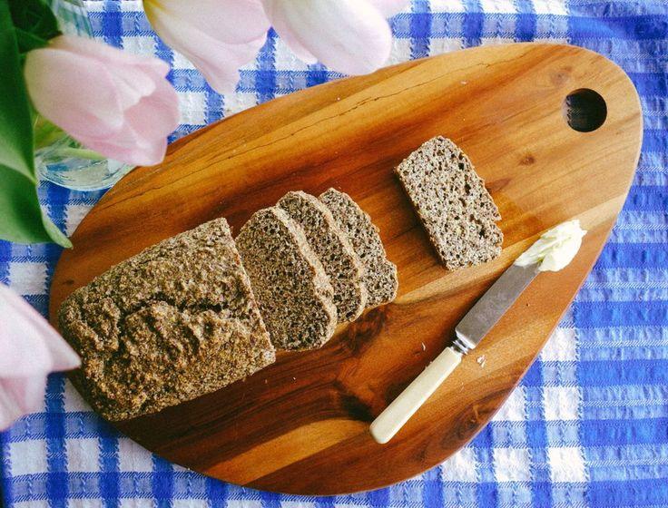 Mum's Low Carb (Grain Free) Bread - The Londoner