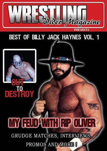 Wrestling Video Magazine: Best of Billy Jack Haynes Vol. 1 [DVD] [2016]