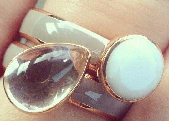 #MelanO Twisted rings @LotZ & Linde