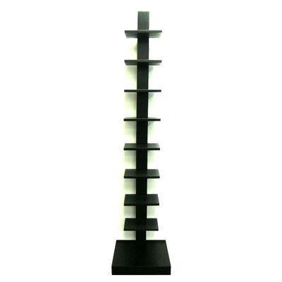 "Proman Products Spine 67"" Book & Media Tower"