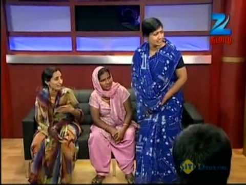 Solvathellam Unmai - Tamil Talk Show - Feb  13 '12 - Zee