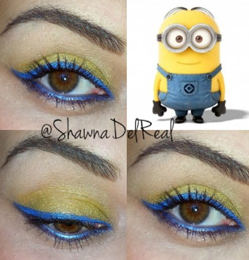 Face painting #face painting #minion #despicable me