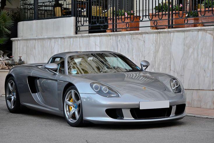 Porsche Carrera GT - Wikipedia