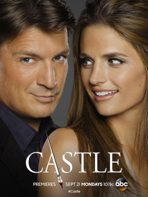 Castle: série está na oitava temporada - Gênero:Comédia , Drama, Policial Notícias de séries - AdoroCinema