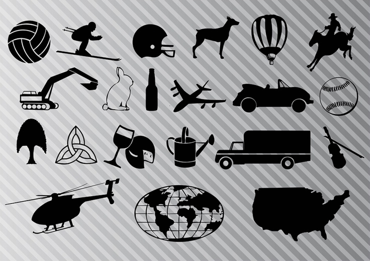 14 Best Images About Simple Graphics Amp Symbols For Mural