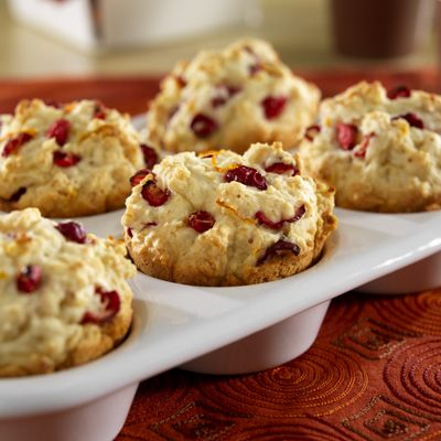 Cranberry-Orange Muffins Recipe. Diabetic Friendly, low carb recipe from Diabetic Gourmet Magazine. DiabeticGourmet.com