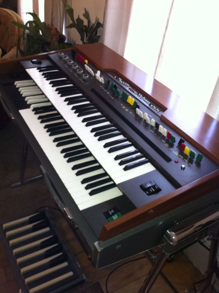 YAMAHA YC-45D Combo Organ Complete! Electric Piano Synthesizer Vintage
