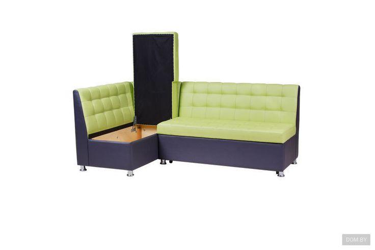 Купить кухонный диван Стилман Лофт 1 (угловой) в Минске