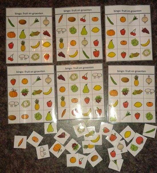 bingo groente - Google zoeken
