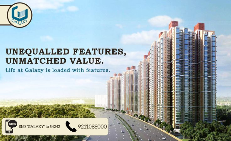 Galaxy Group is constructing elegant lifestyle with quality projects to fulfil the requirements of end-users.
