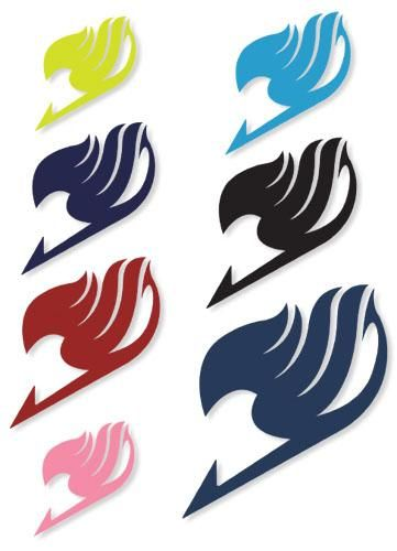 fairy tail tattoo template... symbol of the guild meaning ...