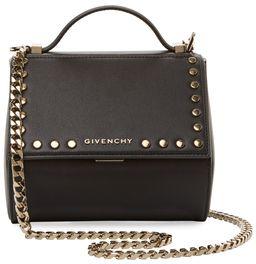 Givenchy Mini Pandora Leather Crossbody Bag
