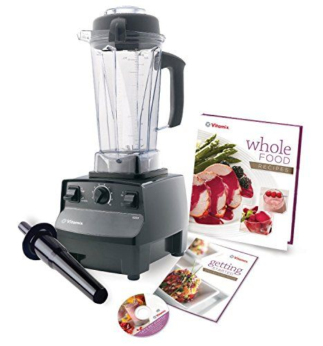Vitamix 5200 - 7 YR WARRANTY Variable Speed Countertop Blender with 2+ HP Motor and 64-Ounce Jar Black - http://www.fivedollarmarket.com/vitamix-5200-7-yr-warranty-variable-speed-countertop-blender-with-2-hp-motor-and-64-ounce-jar-black/