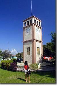 Corozal Town Clock