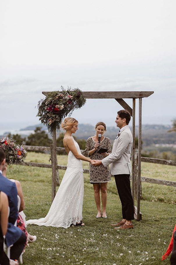 Byron View Farm Wedding By: Blaise Bell Photography