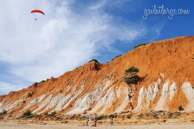 Praia da Falésia, Central Algarve Posted on September 25, 2014 by Gail Aguiar (Gail at Large)