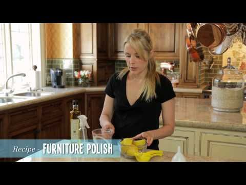 Homemade Cleaning Supplies - Go Green with ModernMom