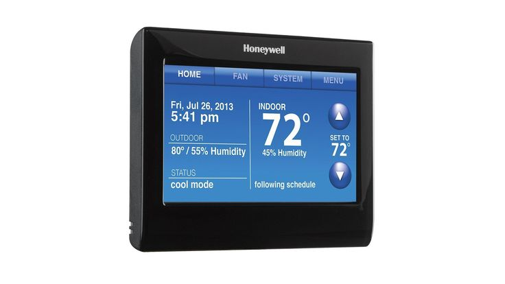 """Honeywell Wi-Fi Smart Thermostat with Voice Control - http://DesireThis.com/2040 - Honeywell has recently introduced its latest connected home innovation: the Wi-Fi Smart Thermostat with Voice Control. The new voice technology allows consumers to simply say, """"Hello, thermostat,"""" to activate and control their home's temperature."""