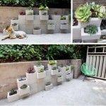 cement cinder blocks - LightHouseShoppe.com