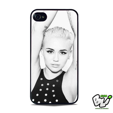 Miley Cyrus Tattoo Girl iPhone 5 | iPhone 5S Case