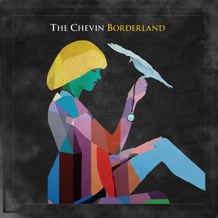album cover art: the chevin - borderland [2012]